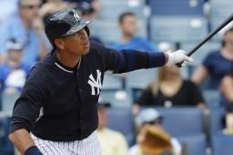 Rodriguez Surpasses Mays on HR List