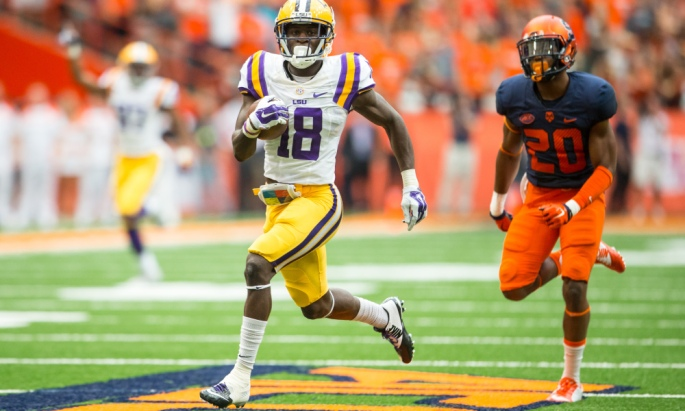 LSU v Syracuse