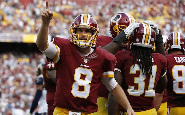 NFL: St. Louis Rams at Washington Redskins