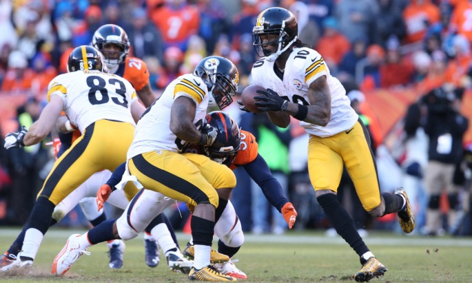 NFL: AFC Divisional-Pittsburgh Steelers at Denver Broncos